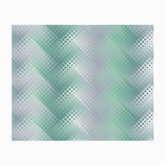 Background Bubblechema Perforation Small Glasses Cloth (2 Side)