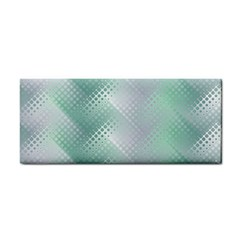 Background Bubblechema Perforation Cosmetic Storage Cases