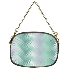 Background Bubblechema Perforation Chain Purses (one Side)