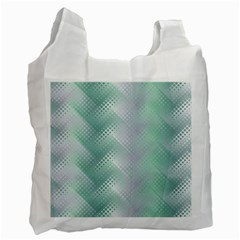 Background Bubblechema Perforation Recycle Bag (two Side)