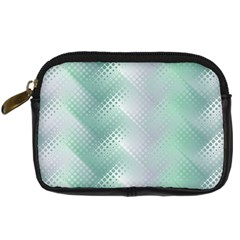 Background Bubblechema Perforation Digital Camera Cases