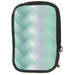 Background Bubblechema Perforation Compact Camera Cases