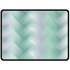 Background Bubblechema Perforation Fleece Blanket (large)