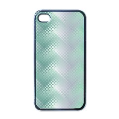 Background Bubblechema Perforation Apple Iphone 4 Case (black)