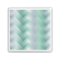 Background Bubblechema Perforation Memory Card Reader (square)