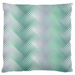 Background Bubblechema Perforation Large Cushion Case (two Sides)