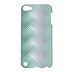Background Bubblechema Perforation Apple Ipod Touch 5 Hardshell Case