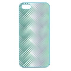 Background Bubblechema Perforation Apple Seamless Iphone 5 Case (color)