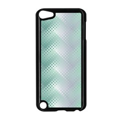 Background Bubblechema Perforation Apple Ipod Touch 5 Case (black)