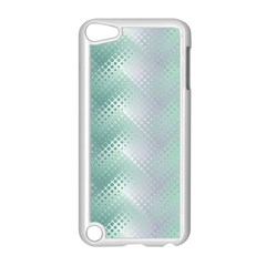 Background Bubblechema Perforation Apple Ipod Touch 5 Case (white)