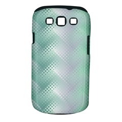 Background Bubblechema Perforation Samsung Galaxy S Iii Classic Hardshell Case (pc+silicone)