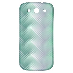 Background Bubblechema Perforation Samsung Galaxy S3 S Iii Classic Hardshell Back Case