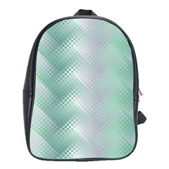 Background Bubblechema Perforation School Bags (xl)