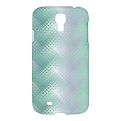 Background Bubblechema Perforation Samsung Galaxy S4 I9500/i9505 Hardshell Case