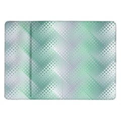 Background Bubblechema Perforation Samsung Galaxy Tab 10 1  P7500 Flip Case