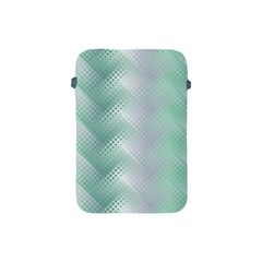 Background Bubblechema Perforation Apple Ipad Mini Protective Soft Cases