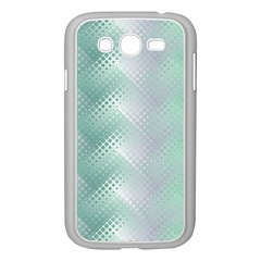 Background Bubblechema Perforation Samsung Galaxy Grand Duos I9082 Case (white)