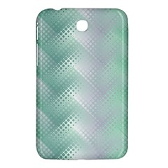 Background Bubblechema Perforation Samsung Galaxy Tab 3 (7 ) P3200 Hardshell Case