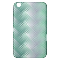 Background Bubblechema Perforation Samsung Galaxy Tab 3 (8 ) T3100 Hardshell Case