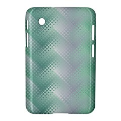Background Bubblechema Perforation Samsung Galaxy Tab 2 (7 ) P3100 Hardshell Case