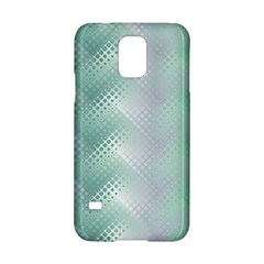 Background Bubblechema Perforation Samsung Galaxy S5 Hardshell Case