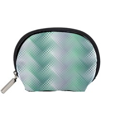 Background Bubblechema Perforation Accessory Pouches (small)