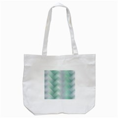 Background Bubblechema Perforation Tote Bag (white)