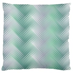 Background Bubblechema Perforation Standard Flano Cushion Case (two Sides)