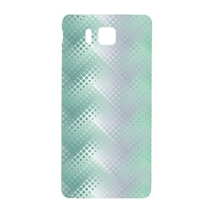 Background Bubblechema Perforation Samsung Galaxy Alpha Hardshell Back Case