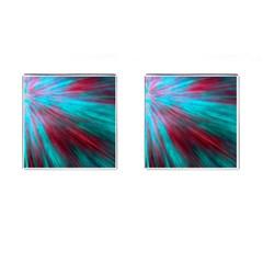 Background Texture Pattern Design Cufflinks (square)