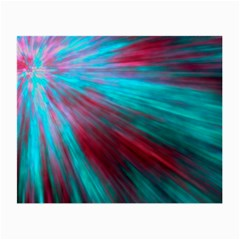 Background Texture Pattern Design Small Glasses Cloth (2 Side)