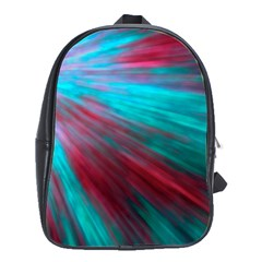 Background Texture Pattern Design School Bags(large)
