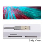 Background Texture Pattern Design Memory Card Reader (Stick)  Front