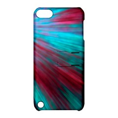 Background Texture Pattern Design Apple Ipod Touch 5 Hardshell Case With Stand