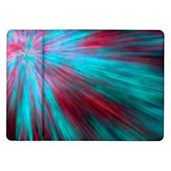 Background Texture Pattern Design Samsung Galaxy Tab 10 1  P7500 Flip Case