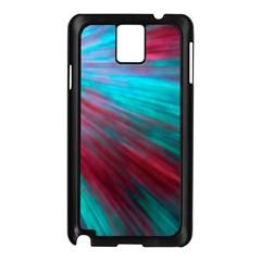 Background Texture Pattern Design Samsung Galaxy Note 3 N9005 Case (black)