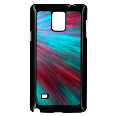 Background Texture Pattern Design Samsung Galaxy Note 4 Case (black)