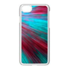 Background Texture Pattern Design Apple Iphone 7 Seamless Case (white)