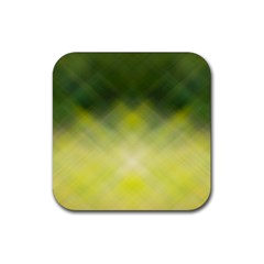 Background Textures Pattern Design Rubber Coaster (square)