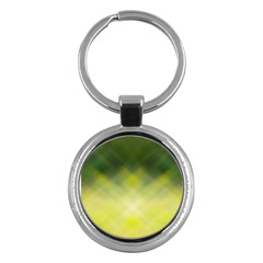 Background Textures Pattern Design Key Chains (Round)