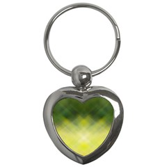 Background Textures Pattern Design Key Chains (heart)