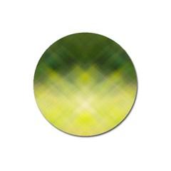 Background Textures Pattern Design Magnet 3  (round)
