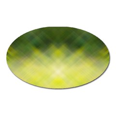 Background Textures Pattern Design Oval Magnet