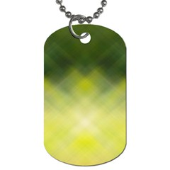 Background Textures Pattern Design Dog Tag (one Side)