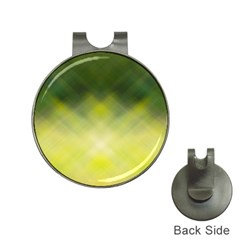 Background Textures Pattern Design Hat Clips With Golf Markers