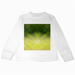 Background Textures Pattern Design Kids Long Sleeve T-Shirts