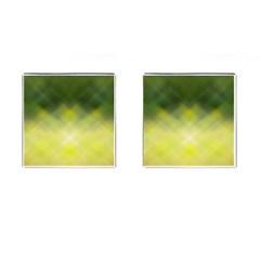 Background Textures Pattern Design Cufflinks (square)