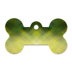 Background Textures Pattern Design Dog Tag Bone (two Sides)