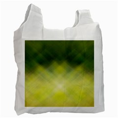 Background Textures Pattern Design Recycle Bag (two Side)