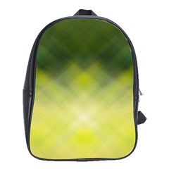 Background Textures Pattern Design School Bags(large)